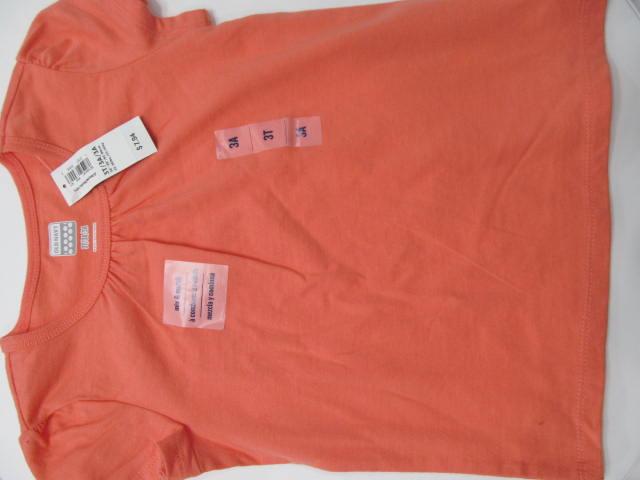 Old Navy Girls shirt sz. 3T peach