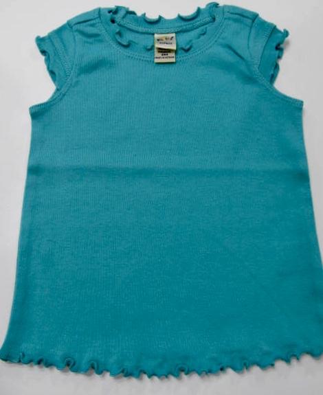 Kavio Infant Shirt 6M Turq.