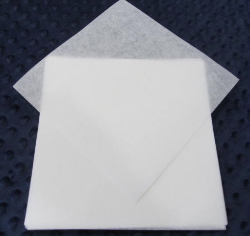 Tear Away Stabilizer sheets 50 sheets