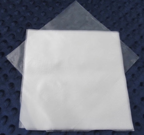 Water Soluble Stabilizer Sheets 50 Sheets