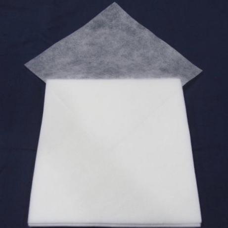 No Show Mesh White 50 Sheets